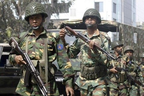 How To Join In Bangladesh Army