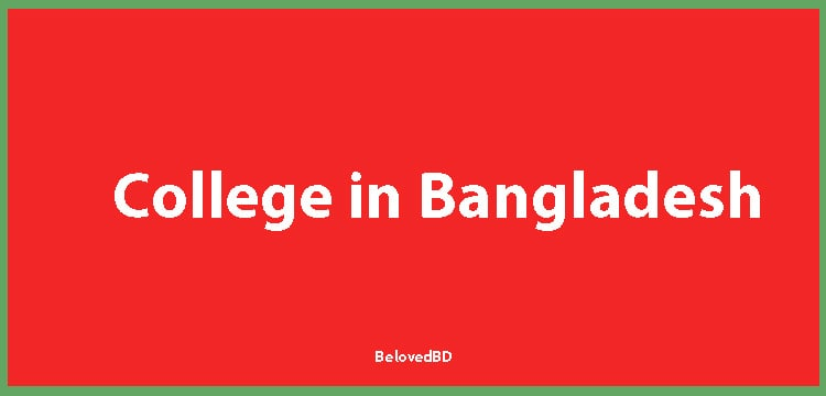 Most popular Degree & Honors College in Bangladesh