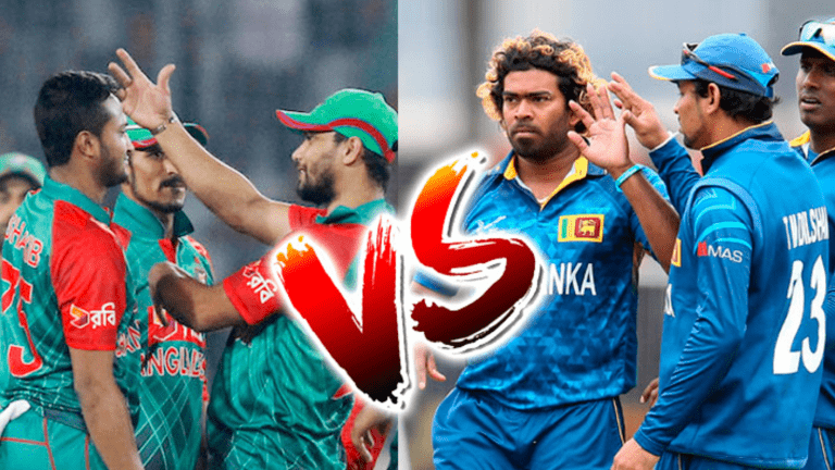 Fixture & Schedule of Bangladesh Tour To Sri-Lanka