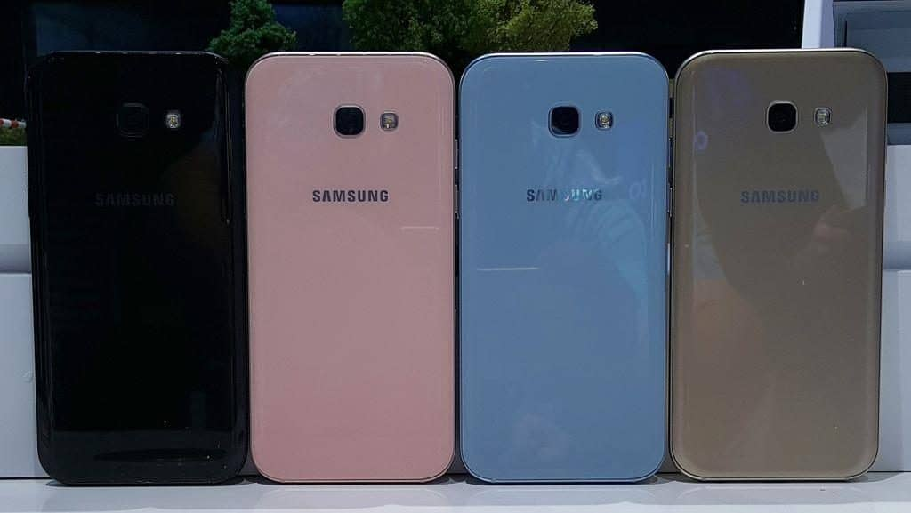 Samsung Galaxy A7 (2017) Full Specifications & Price in BD