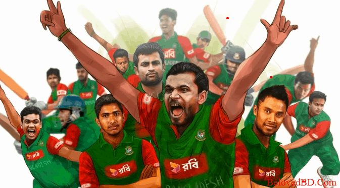 Top 20 Bangladeshi Cricketers of Alltime