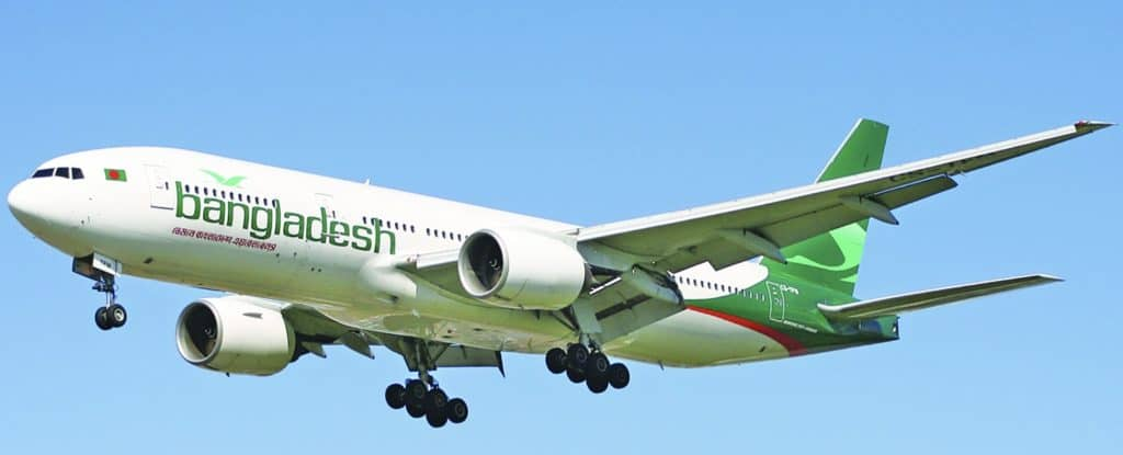 airlines in bangladesh