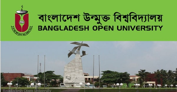 Bangladesh Open University – BOU BA/BSS Result 2018